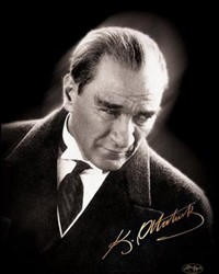 Mustafa Kemal Atatürk