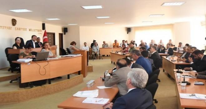 Maltepe Belediye meclisi katliamlara karşı tek yürek oldu