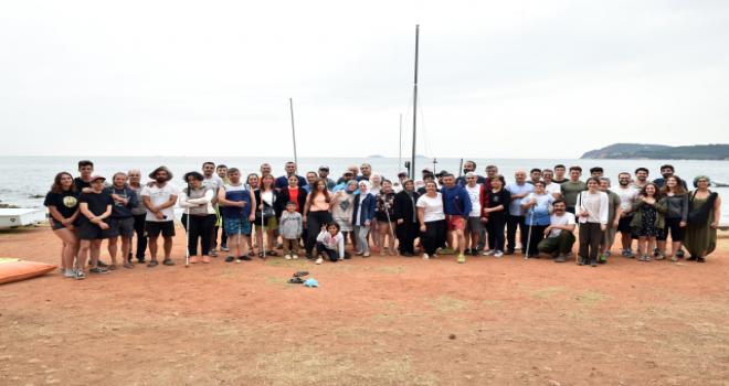 Deniz Hepimizin Projesiyle Engeller Ortadan Kaldırıldı