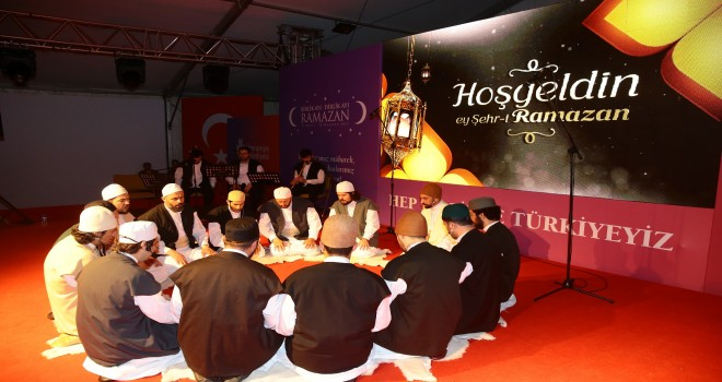 Ümraniye 11 Ayın Sultanı Ramazan'a Hazır