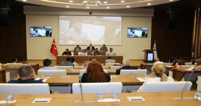 Beykoz Belediye Meclisi Temmuz Ayı Çalışmalarına Başladı