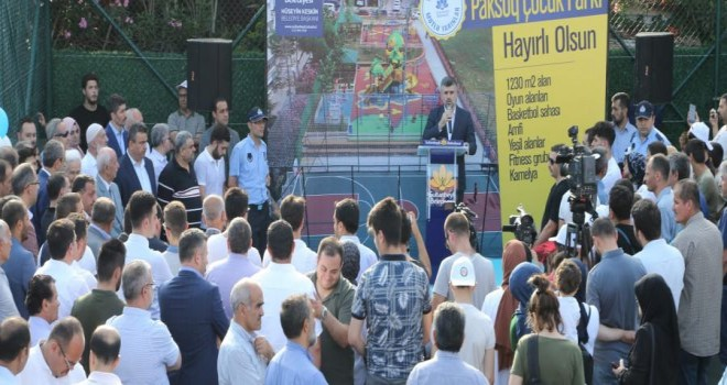 Sultanbeyli Yeni Parklar Kazanmaya Devam Edecek