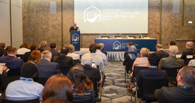 Başkan M. Ergün Turan, Unesco Toplantısı'nda Suriçi 33 Anlattı…