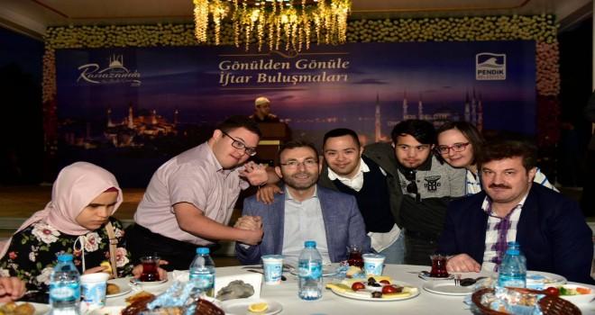 Başkan Ahmet Cin, Engellilerle İftar Yemeğinde Buluştu
