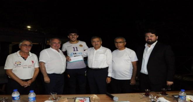 Başkan Murat Aydın'dan Şampiyon Çubukluspor'a Teşekkür
