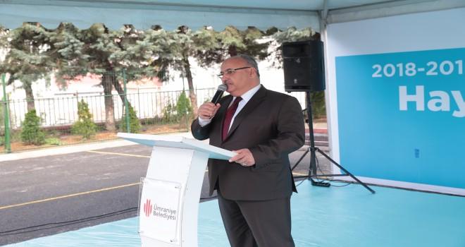 Ümraniye'de 2018-2019 Eğitim Öğretim Yılı Başladı!