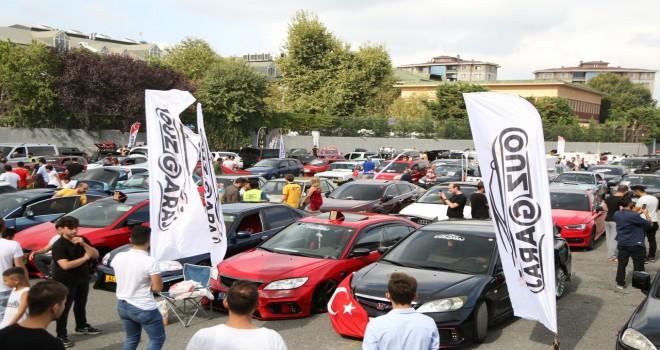 MODİFİYE TUTKUNLARI CAR FEST ÇEKMEKÖY'DE BULUŞTU