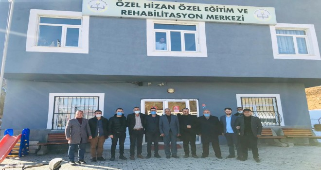KİSFDER'DEN BİTLİS'E ANLAMLI YARDIM