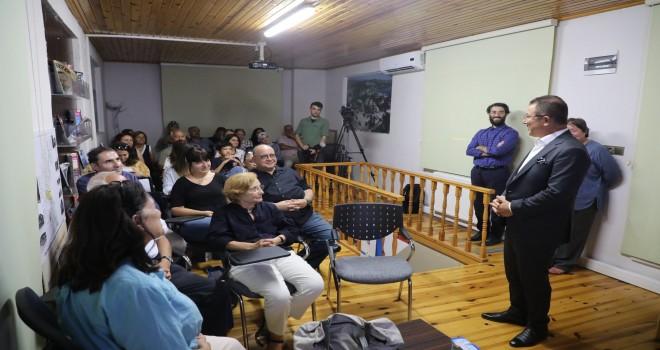 EYSAM'da Prof. Ekrem Nezih Eldem'i anma programı