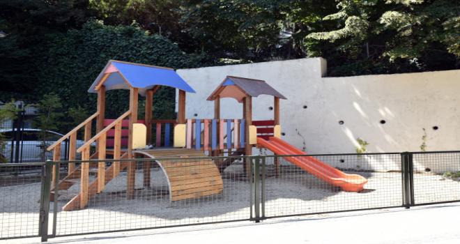 Beşiktaş'ın Parkları Yenileniyor!