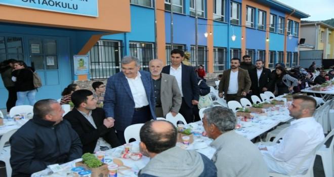 Beykoz'un Köylerinde İftar Sofraları