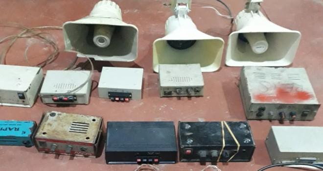Zabıta Ekiplerinden Gürültü Kirliliğine Geçit Yok