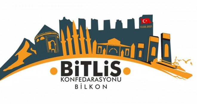 BİTLİS KONFEDERASYONU (BİLKON) KURULDU