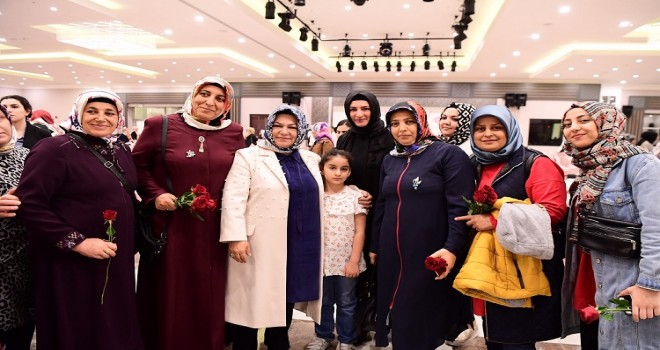 Sancaktepe'de Annelere Özel İftar