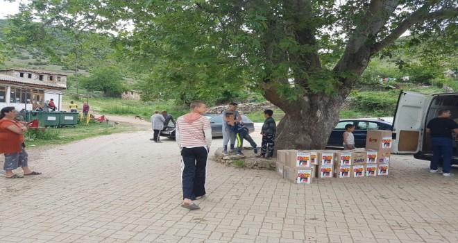 Makedonya Dojrana Ramazan Desteği