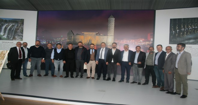 ERZURUMLULAR İSTANBUL'DA BULUŞTU