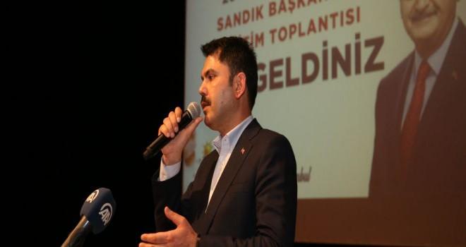 Bakan Murat Kurum'dan Sultanbeyli'ye Müjde