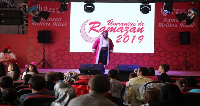 Ramazan Ümraniye'de Dolu Dolu Yaşanıyor