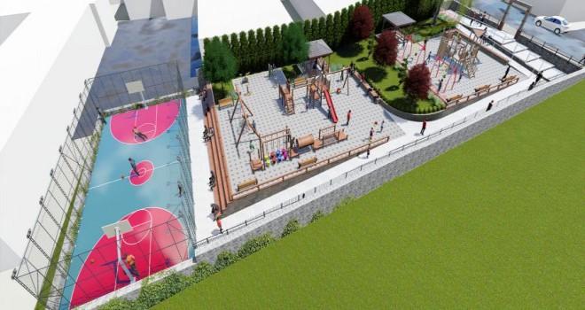 Sultanbeyli Yeni Parka Kavuşuyor
