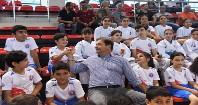 Maltepe Belediyesinden çocuklara 6 dalda ücretsiz spor kursu