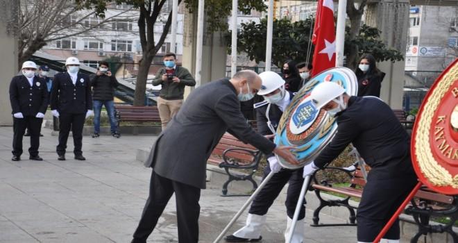 18 MART ÇANAKKELE ZAFERİ BAKIRKÖY'DE KUTLANDI