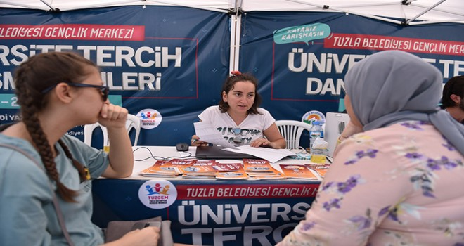 Tuzla Belediyesi Gençlik Merkezi, Üniversite Tercih Danışma Günleri Düzenliyor