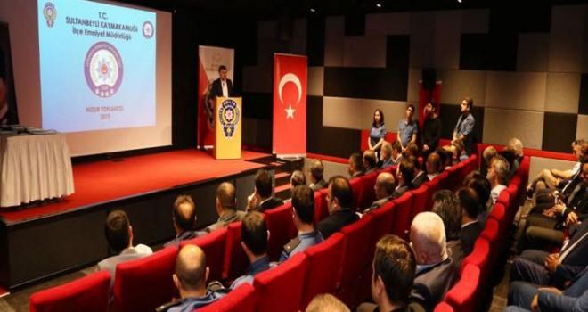 Sultanbeyli'de Huzur Toplantısı Yapıldı