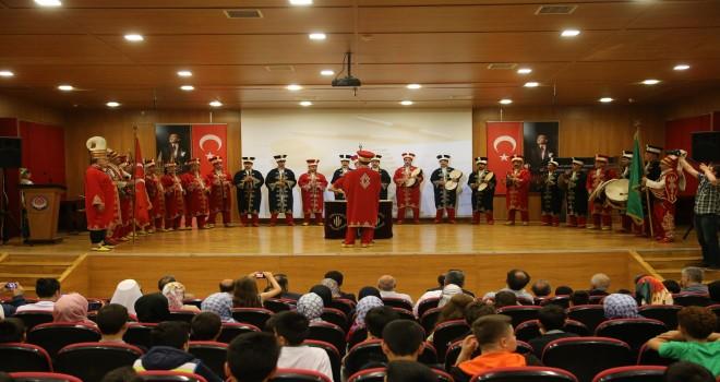 Ümraniye'de İstanbul'un Fethi'nin 566. Yılı Kutlandı