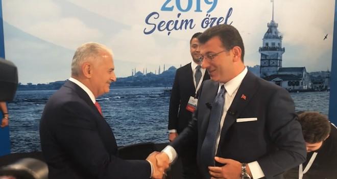 'İSTANBUL' BELEDİYE BAŞKANINI SEÇTİ!