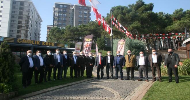 ÇEKMEKÖY KAİ'DEN AZERBAYCAN'A DESTEK