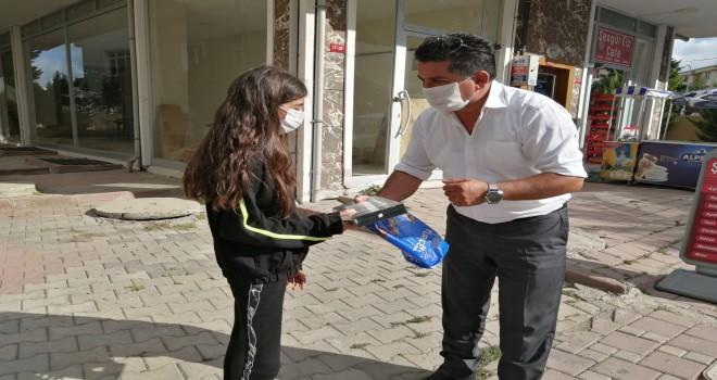 ENGİN ÇELİK 'EĞİTİME SENDE DESTEK OL'