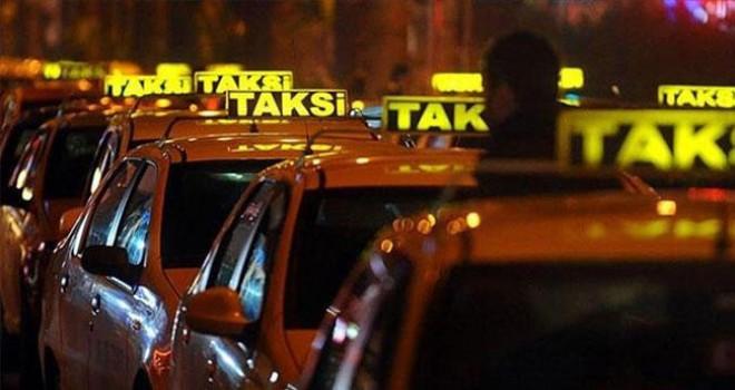 İstanbul'da taksiye yüzde 25 zam yapıldı
