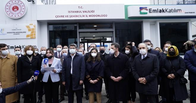 DEVA PARTİSİ'NDEN KANAL İSTANBUL'A İTİRAZ DİLEKÇESİ