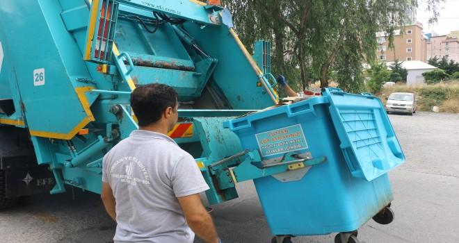 Ümraniye'de Atıklar Kaynaklara Dönüşüyor