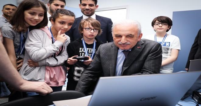 Bilge Çocuk (Üstün Yetenekli) Eğitim Projesinin Yıl Sonu Kapanış Töreni Gerçekleşti