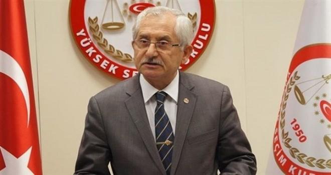 YSK'dan İstanbul seçimleriyle ilgili son dakika açıklaması