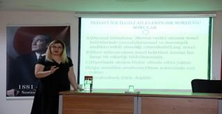 """""""OTİZM EKSİKLİK DEĞİL, FARKLILIKTIR"""""""