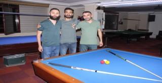 ÇEKMEKÖY'ÜN ŞAMPİYONU BİLARDO'DA TARİH YAZDI