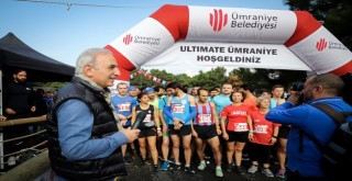Ultimate Ümraniye Koşusu ve Bisiklet Yarışları Nefes Kesti